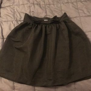 Urban outfitters skirt with bow and pockets